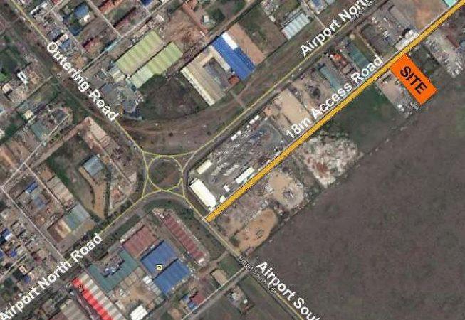 Embakasi godowns location