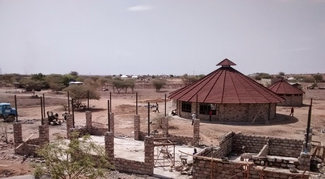 conference centre in lodwar